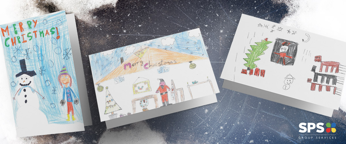 SPS Group Christmas Card Competition 2016