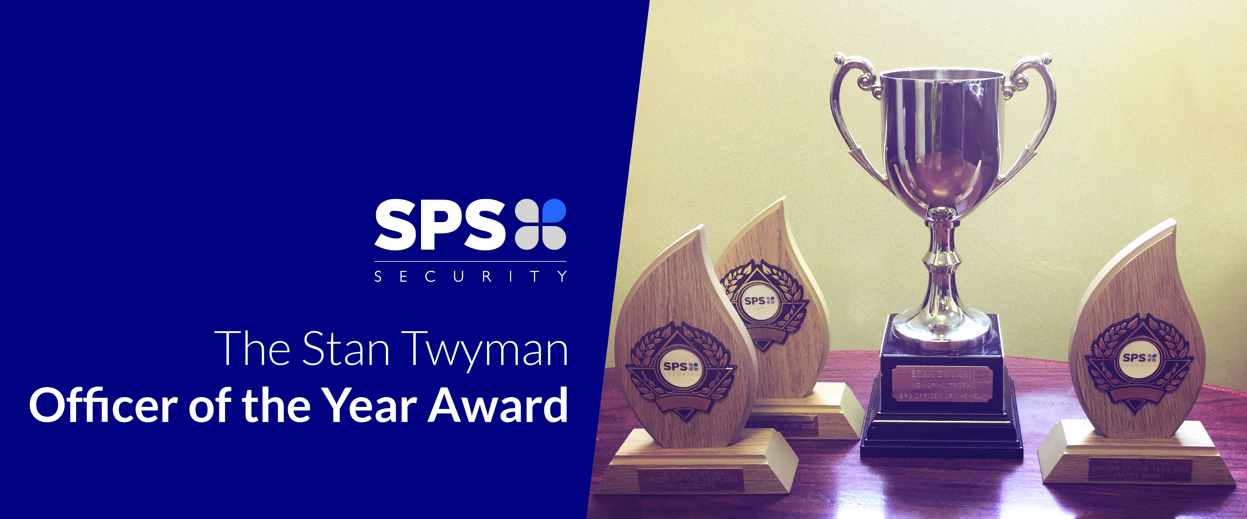 The Stan Twyman Officer Of The Year Award Sps Security